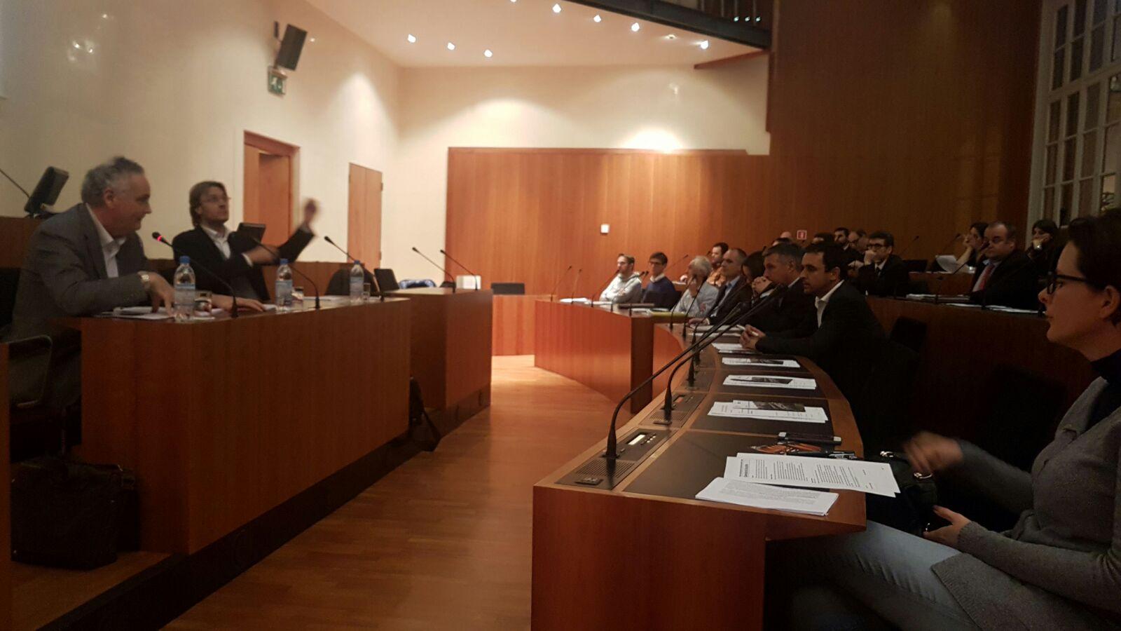 Centrale Mobilità al municipio di Lugano